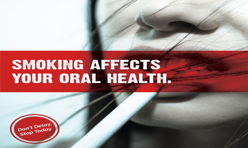 Photo of اثر تنباکو بر رنگ لثه و دهان ، ملانوزیز سیگاری ها