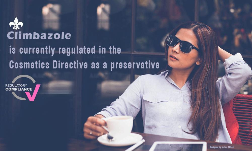 ارزیابی ایمنی مواد کازمتیک, قوانین اروپا, کلیمبازول, کمیته علمی سلامت مصرف کنندگان, پرزرواتیو, محصولات کازمتیک, حداکثر غلظت مجاز .