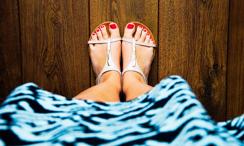Photo of چند توصیه ساده از یک کازمتولوژیست برای داشتن پاهایی با پوست سالم و زیبا