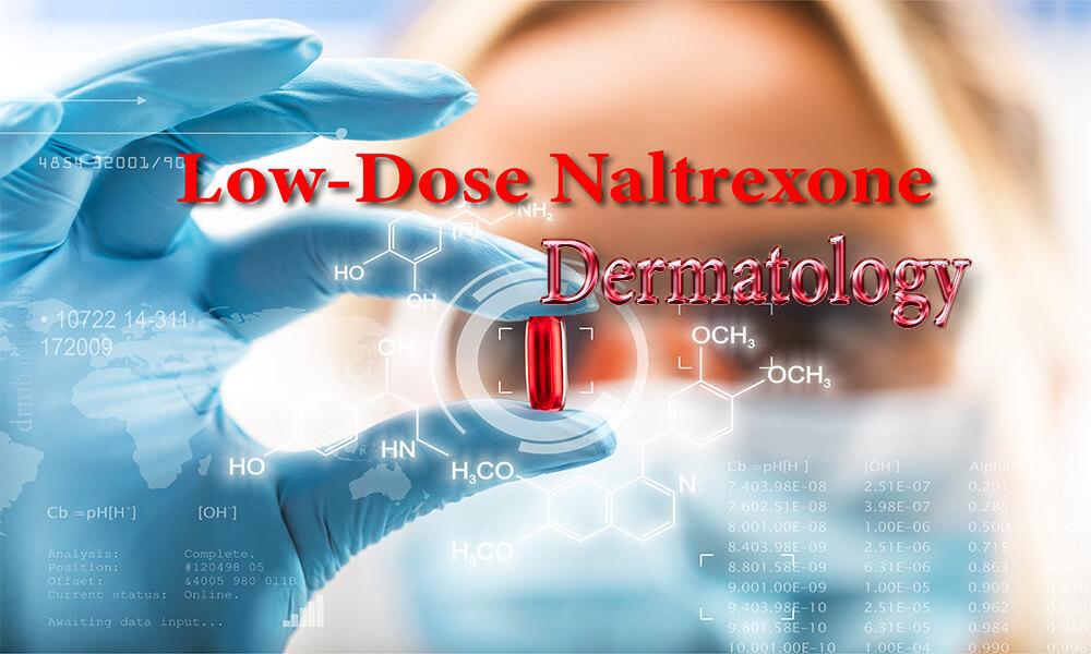 نالتروکسون, درماتولوژی, عامل درمانی ایمونومودیلاتور, داروهای اوپیوئیدی, فیبرومیالژیا, بیماری های پوستی, اسکلروزیس,ریزش مو دائمی, درماتیت آتوپیک