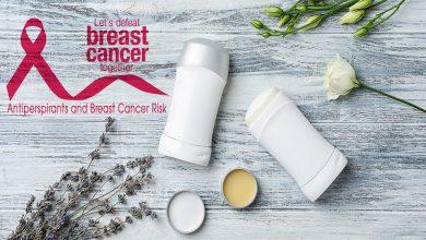 Photo of فرآورده های ضد عرق و دئودورانت و ریسک ابتلا به سرطان پستان